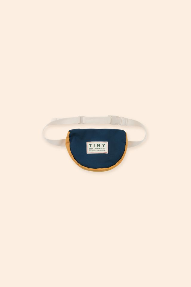 TINY COLOR BLOCK FANNY BAG