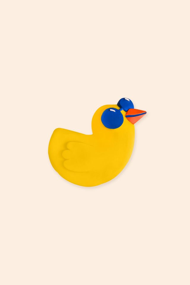 TINY BIRD TEETHER
