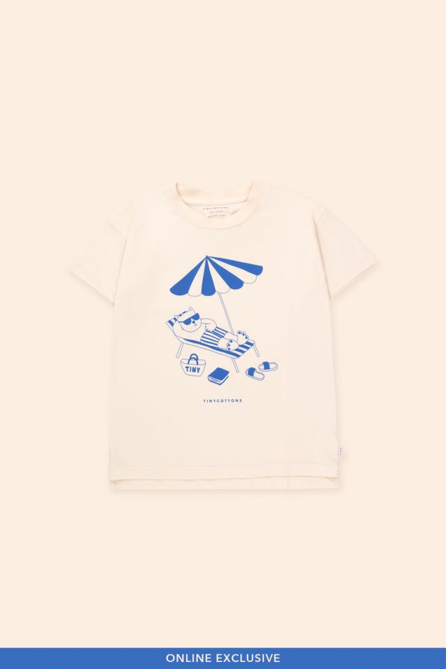 RELAXING TIME TEE