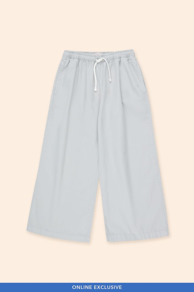 SUNFAN SOLID STRAIGHT PANT