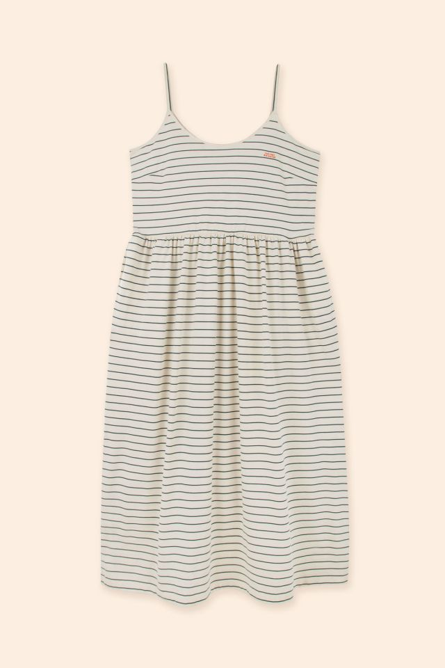 WOMAN STRIPES DRESS