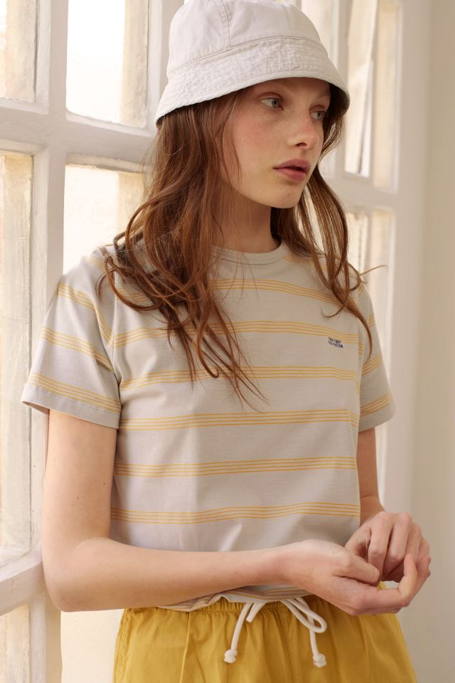 WOMAN STRIPES RELAXED TEE