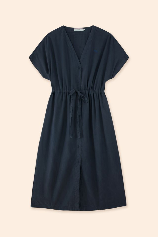 WOMAN LYOCELL DRESS