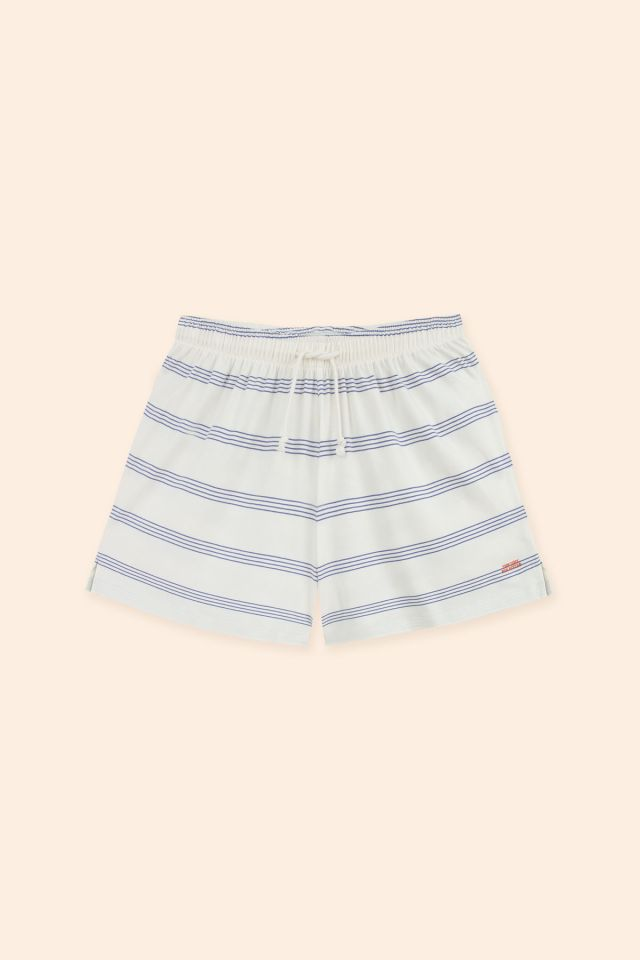 WOMAN STRIPES SHORTS