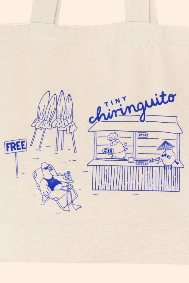 CHIRINGUITO TOTE BAG