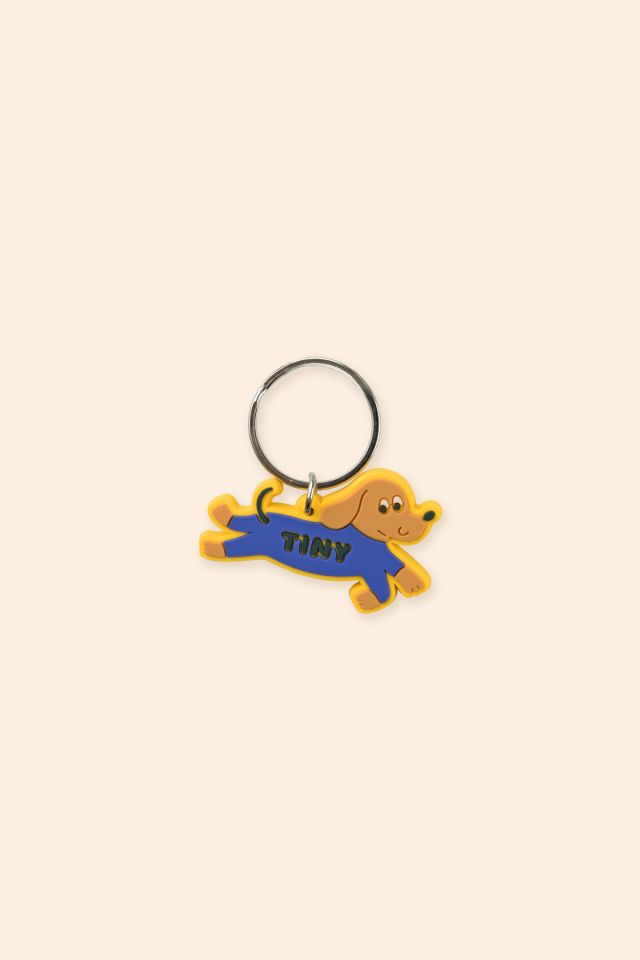 DOGGY PADDLE KEY CHAIN