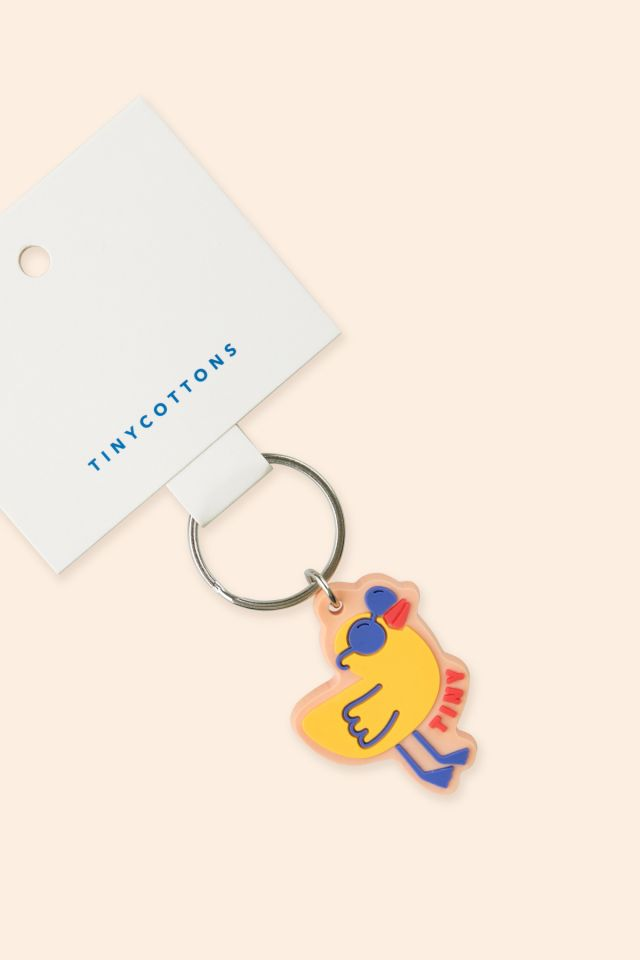 TINY BIRD KEY CHAIN