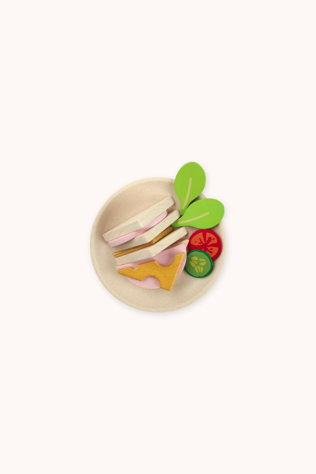 Sandwich meal Plantoys