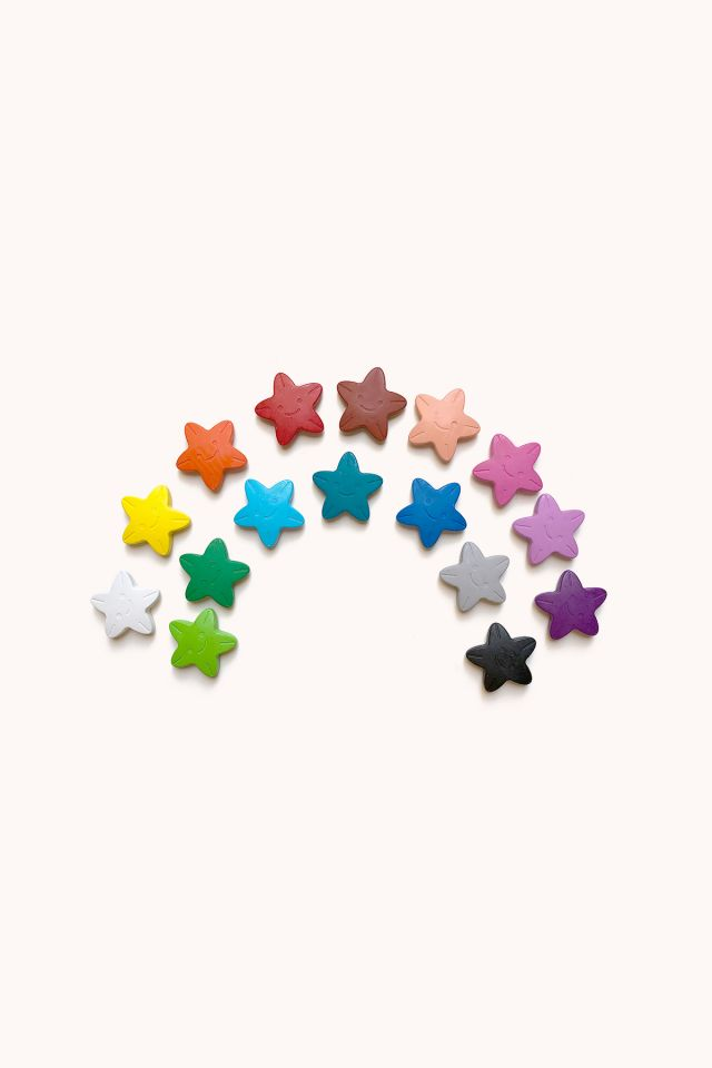 OOLY - Crayons Stars of the Sea - Set of 16