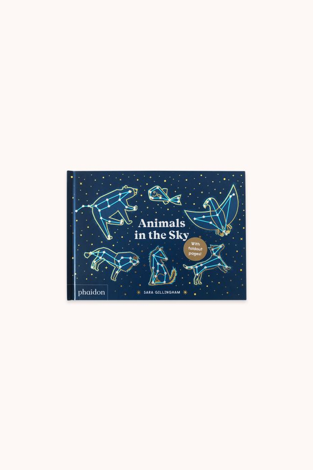BOOK - ANIMALS IN THE SKY