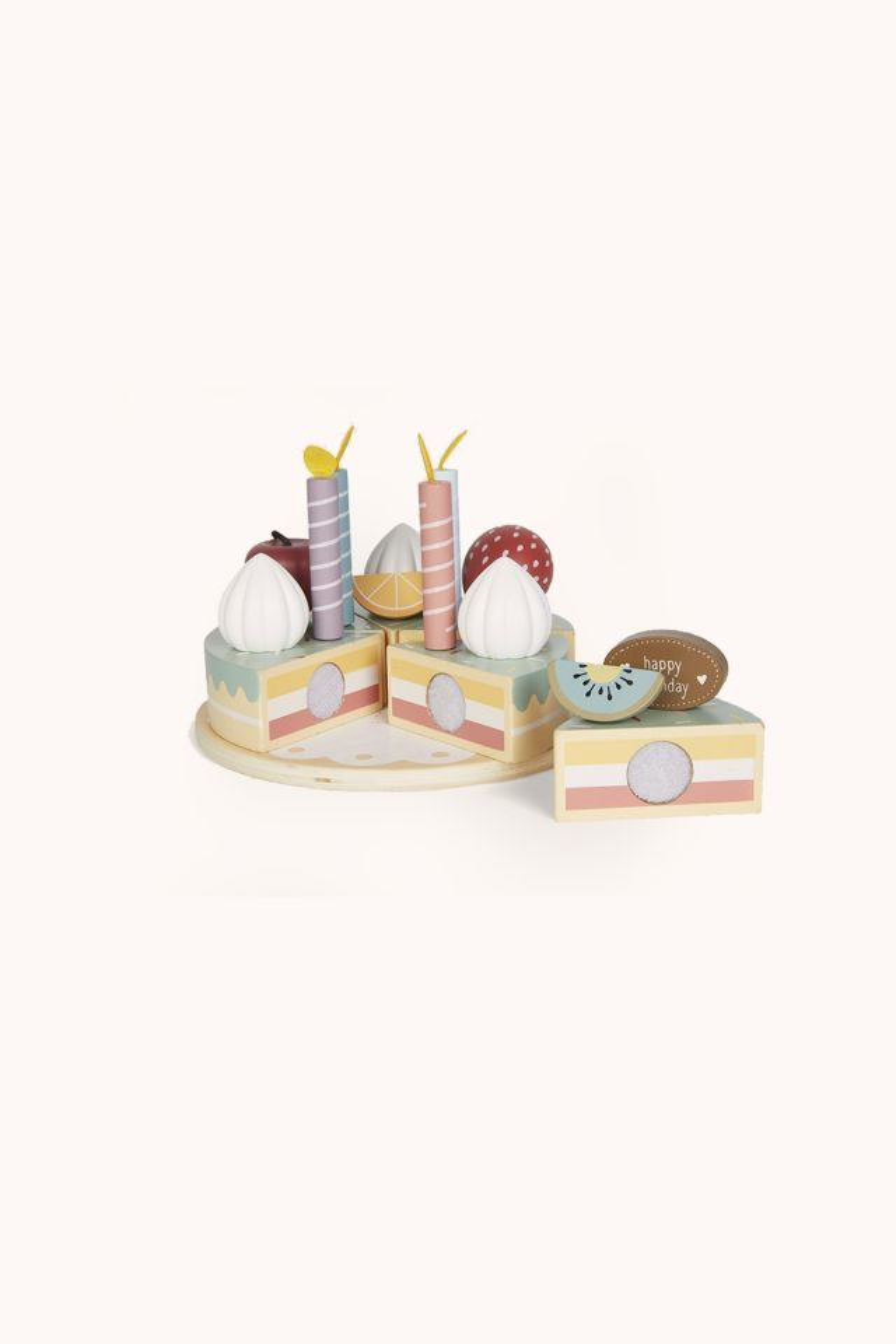 Birthday cake  XL - 26 pieces
