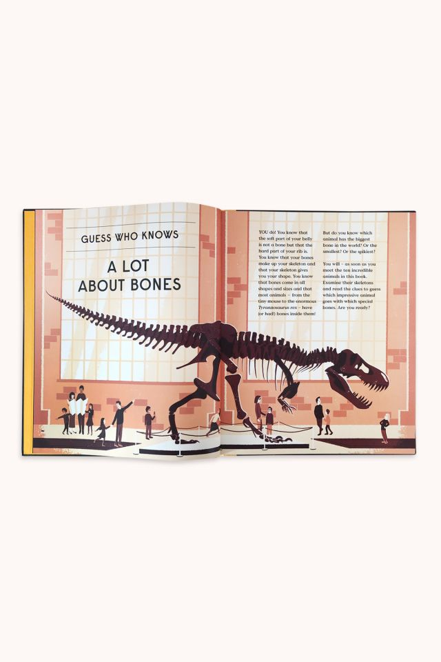Book of Bones, 10 record breaking animals