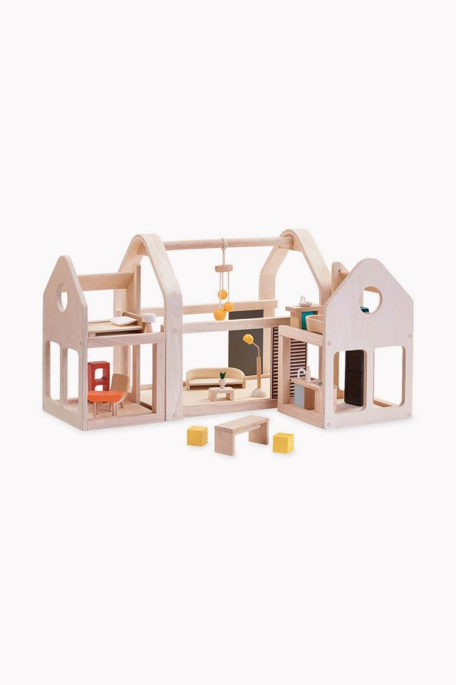 Slide and Go Dollhouse Plantoys