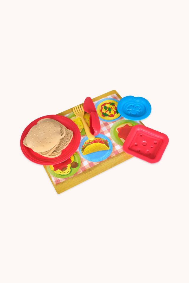 Meal Maker Dough Set Greentoys