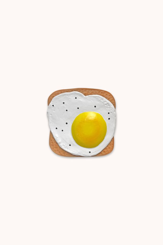 Teether - Egg Toast