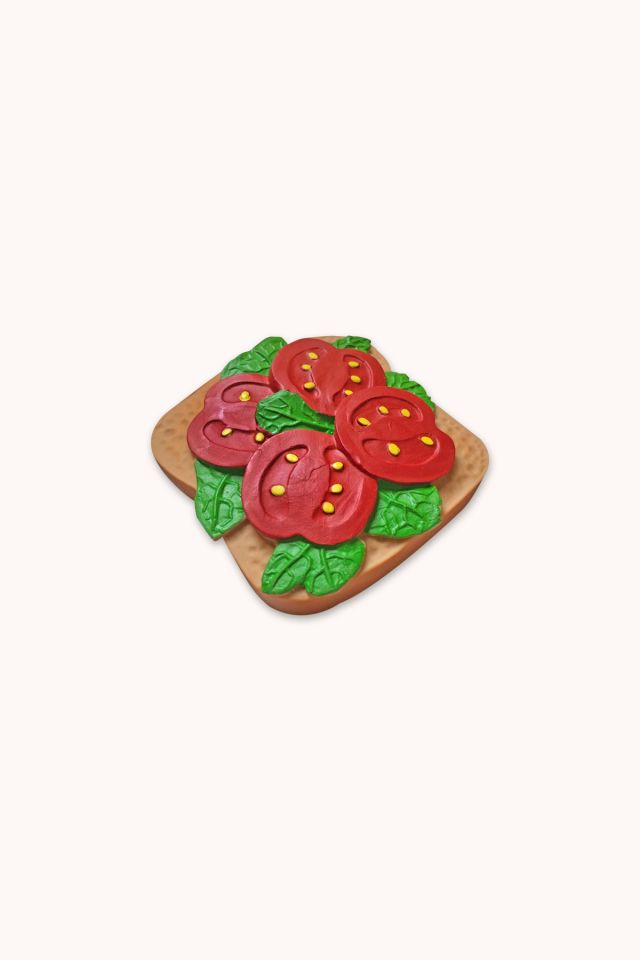 Teether - Tomatoe Toast