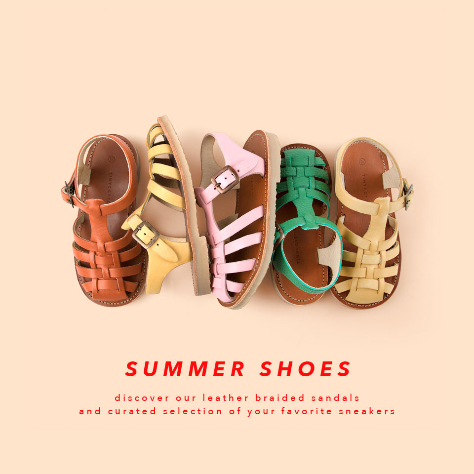 summer shoes for kids