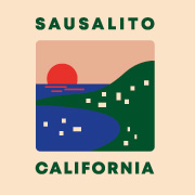 aw19 sausalito print