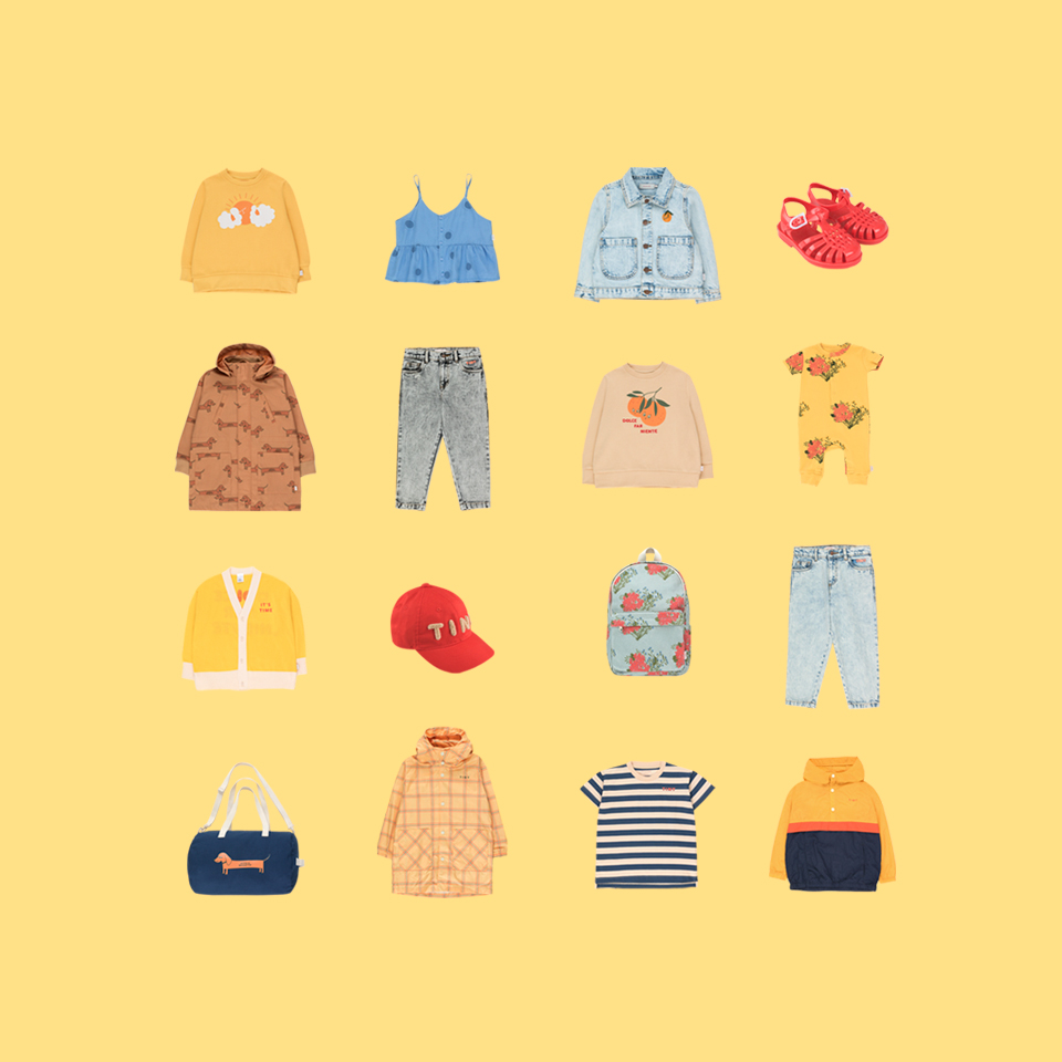 ss20 tinycottons collection