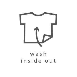 wash inisde out